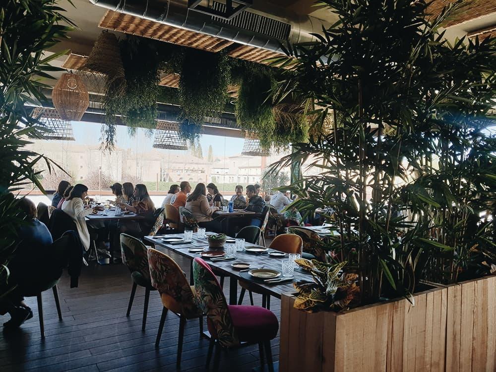 Restaurante Martilota - Comedor