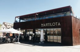 Restaurante Martilota - Exterior