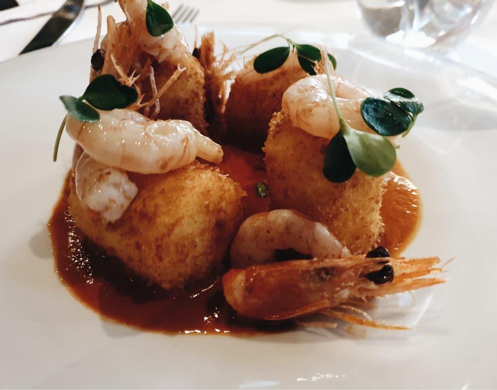 Restaurante MasterChef - León come Gambas