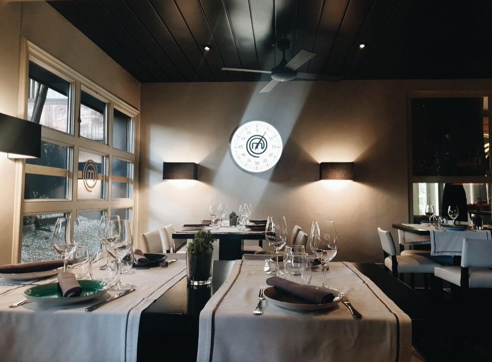 Restaurante MasterChef - Salón