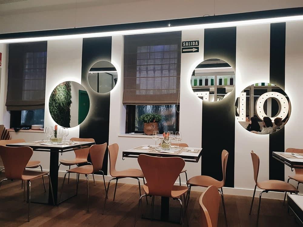 Restaurante Odds - Interior