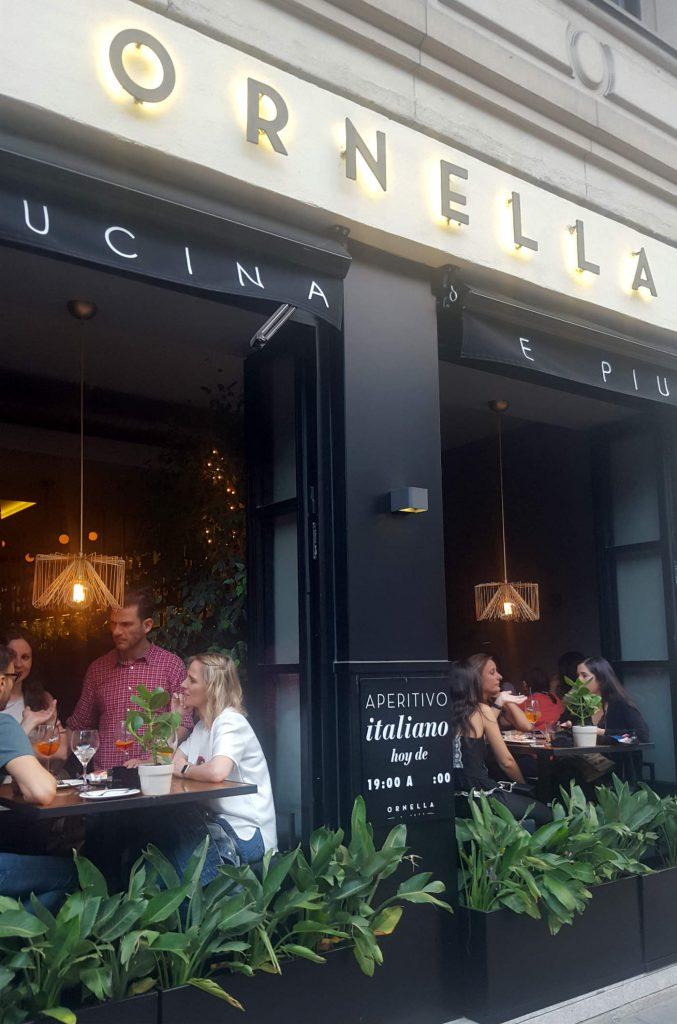Restaurante Ornella - Exterior