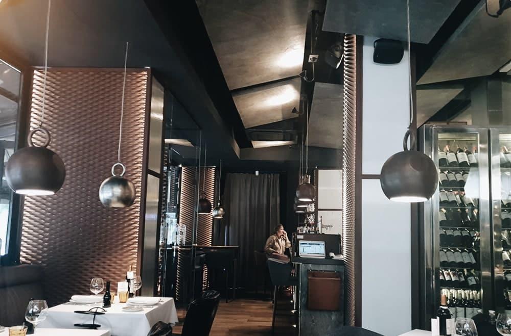 Restaurante Rocacho - Interior 2