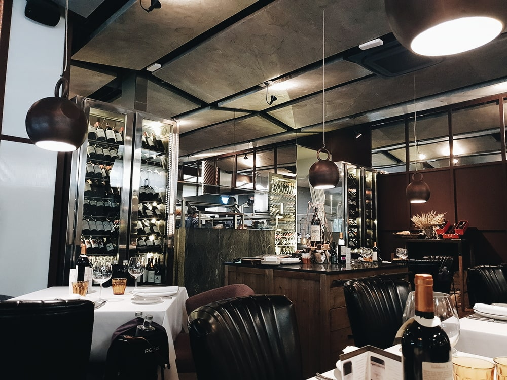 Restaurante Rocacho - Interior
