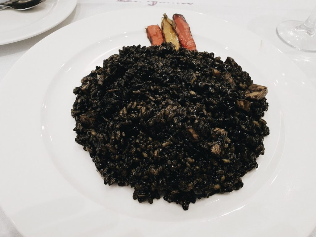 Restaurante St. James Rosario Pino - Arroz Negro