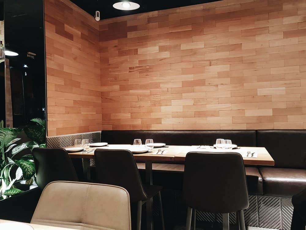 Restaurante Sunne - Mesa