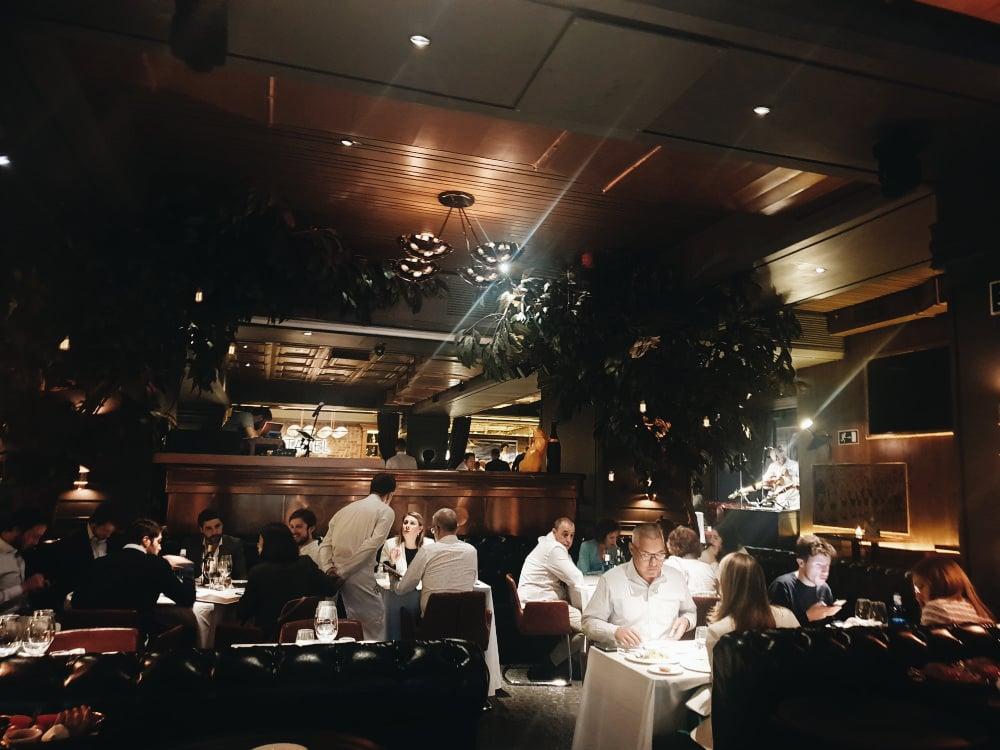 Restaurante Tatel - Interior 2