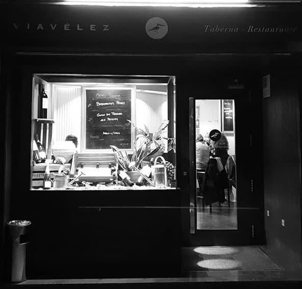 Restaurante Viavelez - Entrada