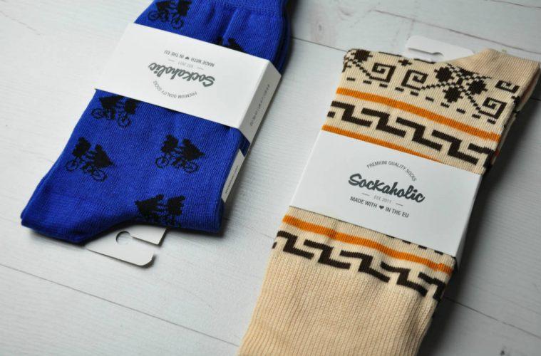 Sockaholic - Calcetines ET y Gran Lebowski