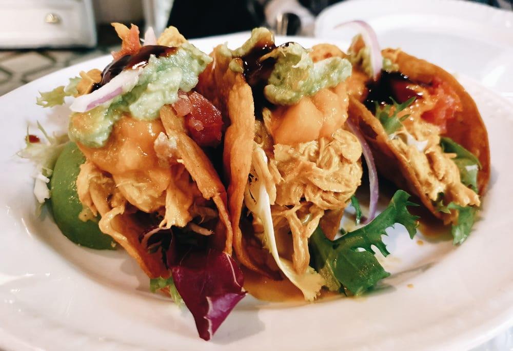 Taberna los Gallos - Tacos de Pollo