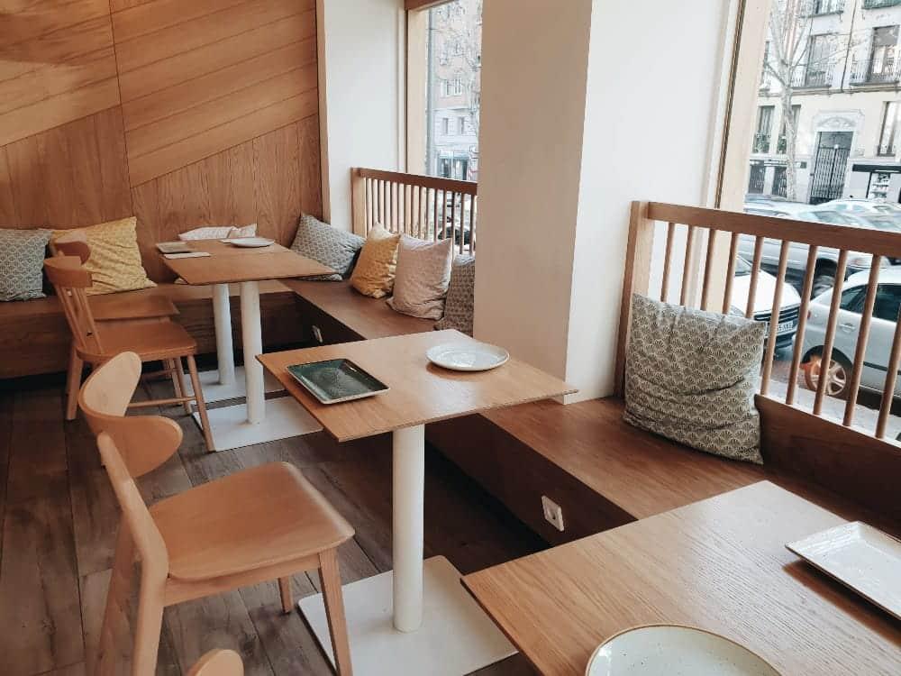 The Brave Café - Interior 2