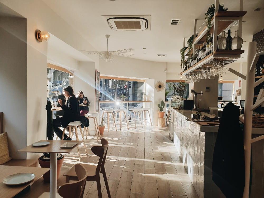The Brave Café - Interior