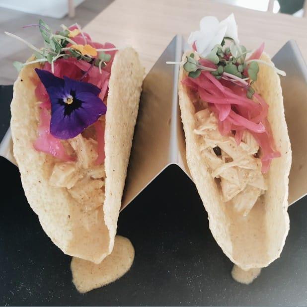 The Brave Café - Tacos Massala