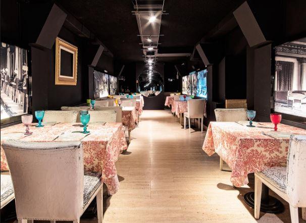 Restaurante Palacio de Anglona - Interior