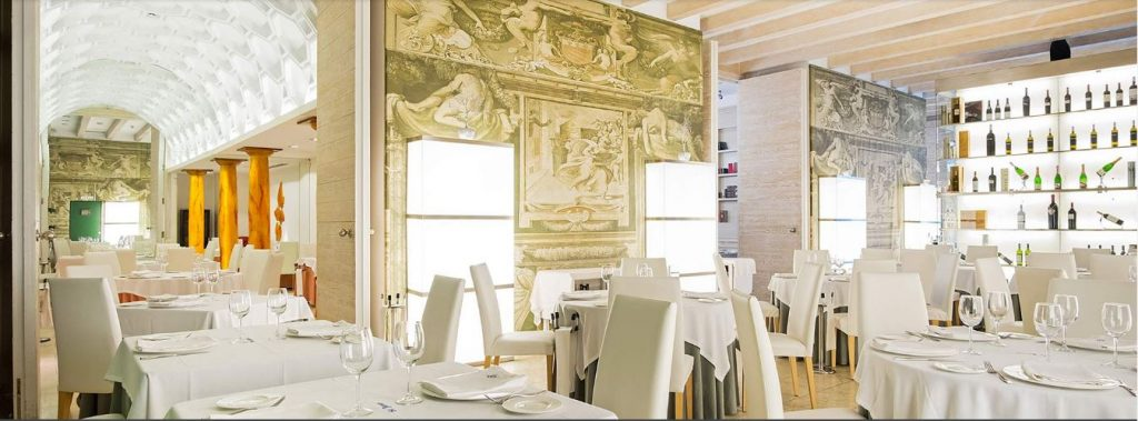 Restaurante St James